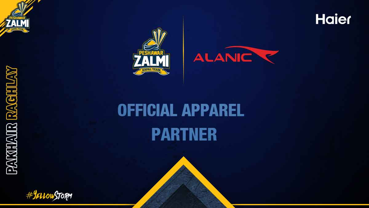 Official Apparel Parner ''Alanic''