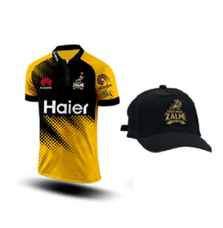 Yellow Storm Official Jersey (with Free Cap)