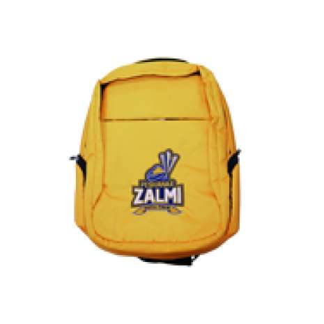 Peshawar Zalmi Bag - Yellow