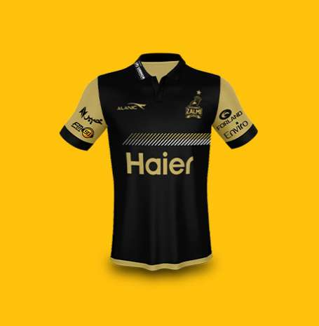 Zalmi Official Players Training Jersey - 2020