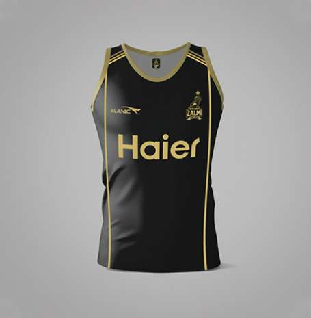 Zalmi Official Gym & Training Vest