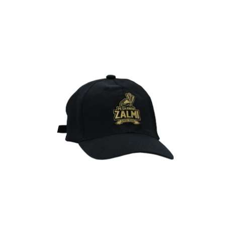 Peshawar Zalmi's Official Training Cap
