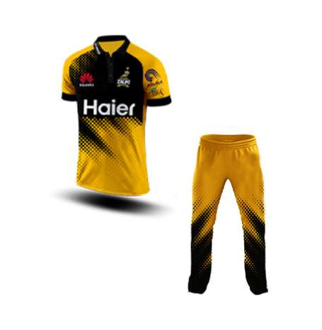 Players Official Playing KIT - Yellow